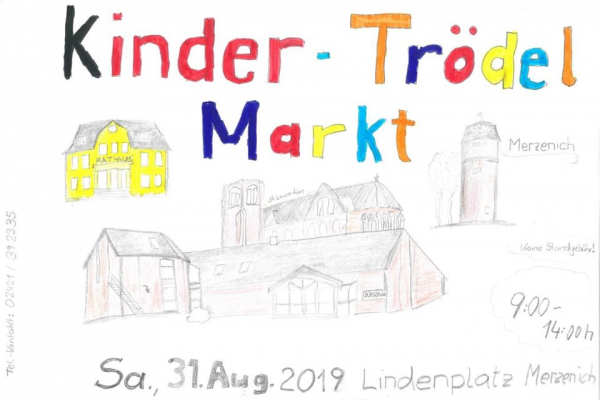 Kindertrödelmarkt 31.08.2019